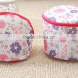 Hot sales polyester mesh laundry bag for Laundry and promotion,good quality fast delivery