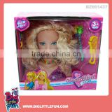 Beauty set toy princess dress up games for girls