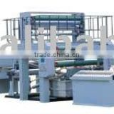 Extruding and Flat Yarn Stretching Machine