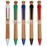 Promotional bamboo ball pen