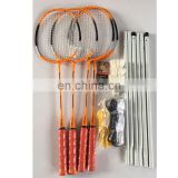 Sports Beach Badminton Racquets Sets Racket&Net