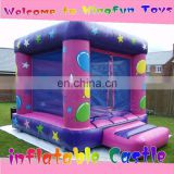 Balloon&star inflatable bounce house