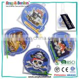 Educational toys plastic mini pirate design pinball game for kids