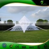 Large Outdoor Event Tents for Sale Star Shaped Sun Tent/Beach Tent Wholesale Price