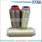 Polyester filament twisted yarn DTY POY
