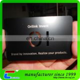 Customized Metal or Plastic Visiting Cards
