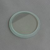 3-15mm thickness tempered Embedded frosted glass for led downlight