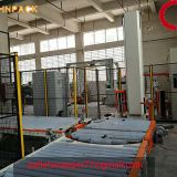 Hennopack factory sales Chocolate Candy Soup in line Turntable pallet stretch wrapping machine