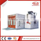 the Queen of Quality Equipped with VCD Exhaust Damper and Pressure Meter Powder Coating Car Spray Booth (GL3000-A1)