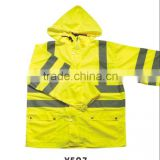 3M Hi Vis Reflective Safety Jacket