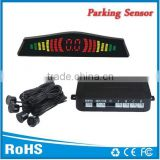 Good quality Paking assistant system Parking reversing radar sensor with Led display and Buzzer alarm
