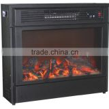 RV Market 23 Inches Electric Insert led Fireplace Heater