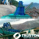 High Precision Sand Washing Machine With Large Productivity , spiral classifier sand washing machine