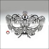 chic Filigree Mask Brilliant Rhinestones wedding decoration
