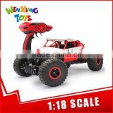 2.4G battery operated rc remote control monster trucks for sale