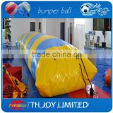colorful water blob,inflatable water catapult blob jump,water pillow