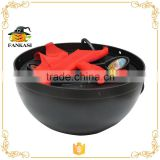 Halloween decorations fake fire led silk flame light