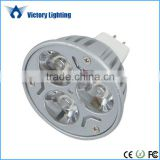 Factory price MR16 5w led spot light for the hall
