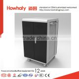 Tablet Mobile IPad charging cart Safe Learning Charging Cart/Box/Cabinet/Trolley