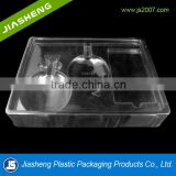 Clear Vacuum Forming Packaging Tray for Perfume Bottle