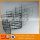 Cheap Welded Mesh Galvanized Wire Mesh Gabion Fence / Stone Gabion Price                                                                                         Most Popular