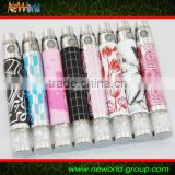 2013 New innovative beauty product crystal diamond e cigarette battery with promotion low price
