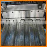 floor decking steel panel construction roll forming machine complete production line for sale