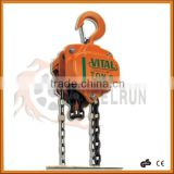 Fast delivery chain pulley block Vital chain hoist with G80 Load chain