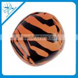 4 Panel PVC Leather Sandbags Ball Promotional 4 Panel PVC Leather Sandbags Ball Giveout CustomizedFootbag