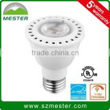 Energy Star UL cUL new CRI80 CRI90 Dimmable 8w Led Par20 bulbs Led par 20 2700k