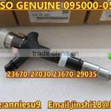 DENSO common rail injector 095000-0570 095000-0571, TOYOTA Avensis fuel injector 23670-27030