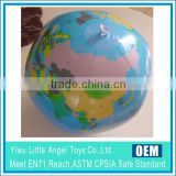 promotion inflatable earth globe beach ball