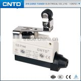 CNTD Advantage Price Short Roller Hinge Sealed Lever Micro Switch IP40 CZ-7144 D4MC-3030