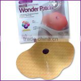 Body Beauty Products Wonder Slim patch slimming belly lose weight Abdomen fat burning patch