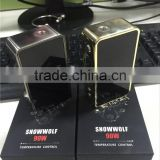 Snow wolf Mini 90w gun with 18650 high-drain battery Temperature Control e-cig Snowwolf 90w Mini TC Mod Box