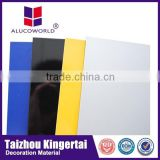Alucoworld Good Fame ACP Panels Professional ACM Material aluminum honeycomb core sandwich panel