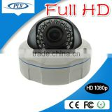Full HD 1080P Sony Sensor IR Dome HD IP Camera, hd video capture