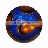 Metal and Laser High Quality Sport Football/Soccer Ball for Official Competition