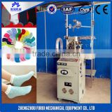 2015 Furui popular lonati sock knitting machine/small computer socks knitting machine