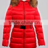 womens winter jackets with fur trim hood padded jacket winter,fashion jacket,winter woman jacket