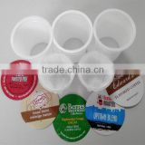 Factory price k-cup, k-cup with evoh film, k-cup foil lid