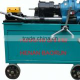 Steel Rebar Tapered Thread Rolling Machine for Construction Use