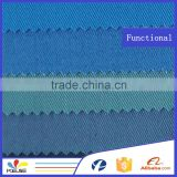 royal blue flame retardant safety twill fabrics