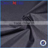 poly barber cape pongee textile coated fabric for barber cape/hair dressing cape