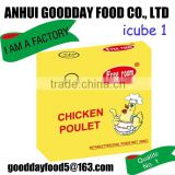 west African market goodday brand shrimp bouillon cube