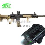 hunting accessories tactical rifle scope hunting laser sight green laser flashlight combo