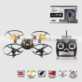 2.4G 4CH R/C Quadcopter Four Axis Aircraft UFO Flying Ball with Gyro Toys