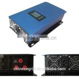 2nd Generation,1000W Wind power grid tie inverter,on grid inverter Model SUN-1000G2-WAL-LCD