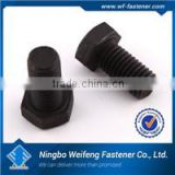 High strength quality zin plated box packed black oxide carriage bolts China manufacturers suppliers exporters