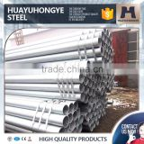 standard length of galvanized pipe weight per meter